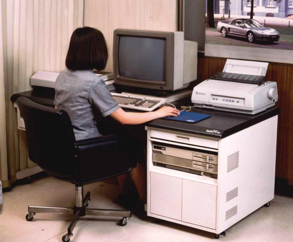 80年代3次元プログラミングシステム