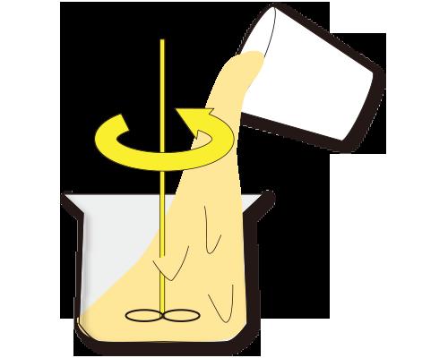 ナイロン注型プロセス3